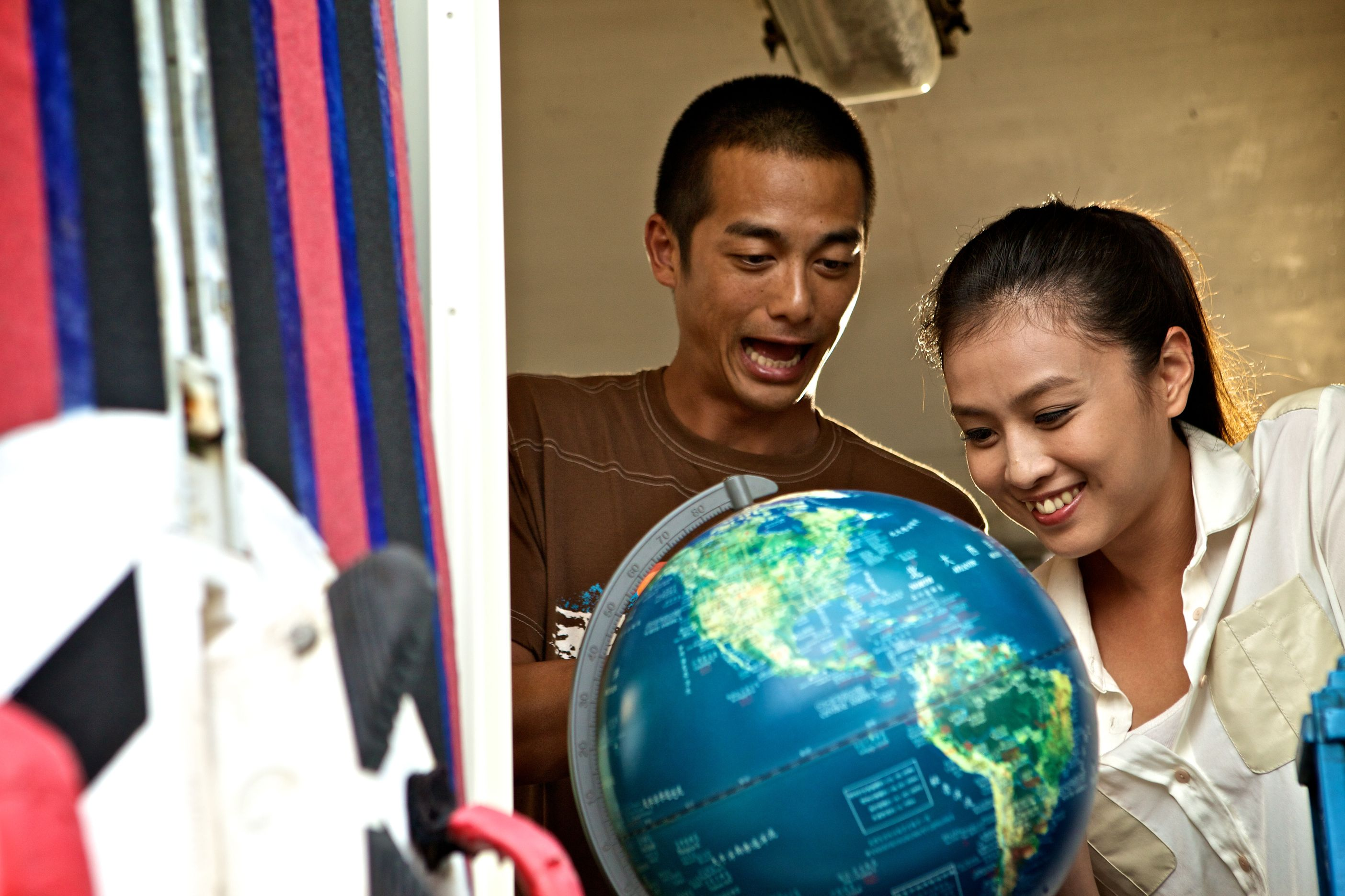 吴中天,金小曼,黄志玮-【恋恋海湾】 2013-07-09; 今年最阳光的