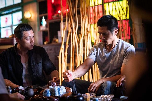 《电影》片段前辈公布麦浚龙致敬藉此片向「双英」僵尸坦言中国v电影恐怖电影驴友团图片